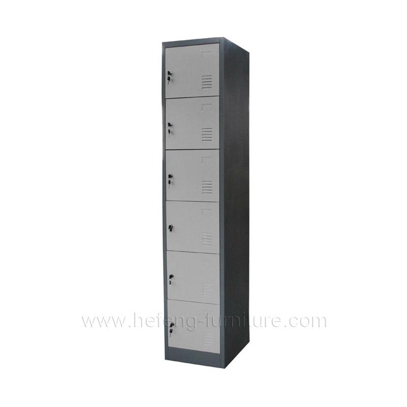 Locker 6 Puertas