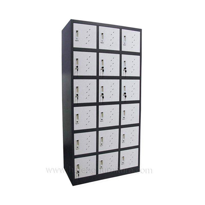 Locker Metalico 18 Puertas