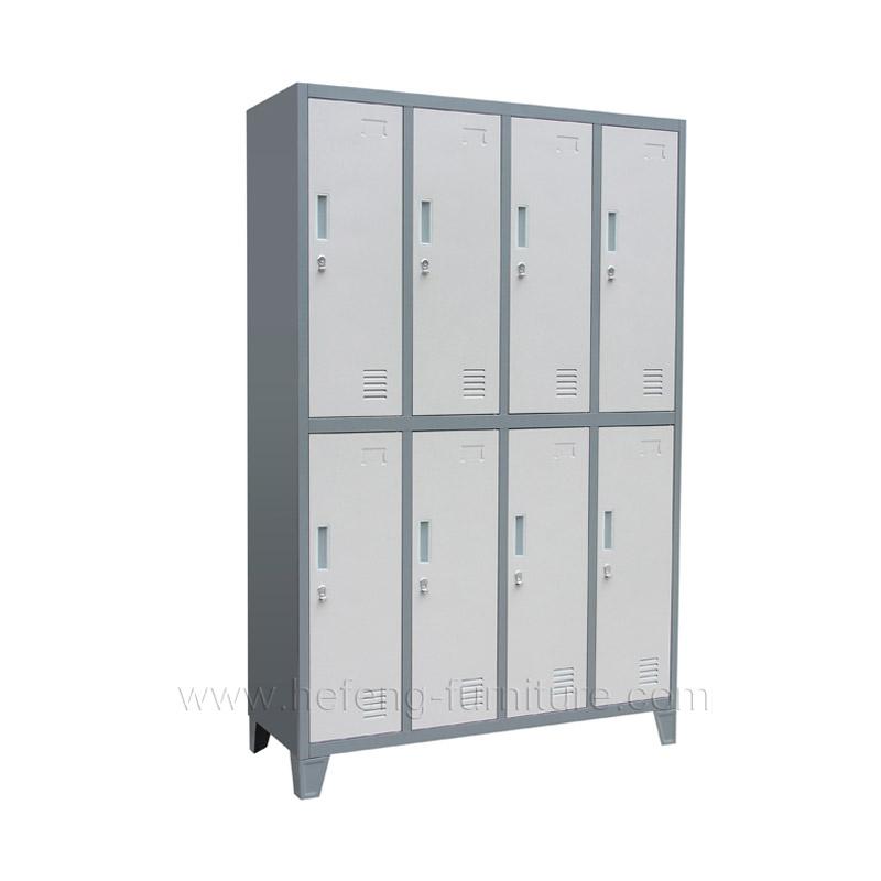 Locker Metalico 8 Puertas