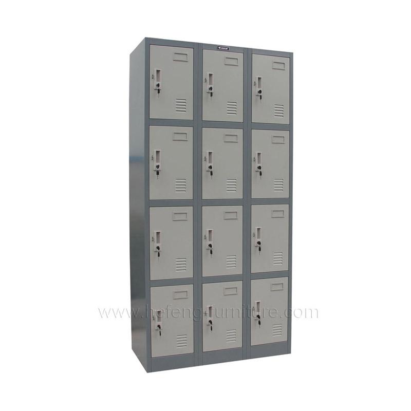 Lockers Metalico 12 Cuerpo